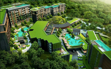 Luxury located condominiums, Bangtao beach from 88k USD