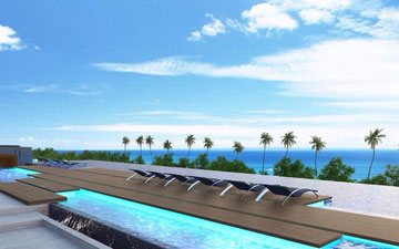 Seaview apartments in premium condo, Surin beach form 79k USD