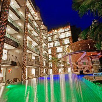квартиры в районе патонг