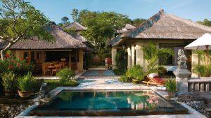 Вилла в тайско-балийском стиле