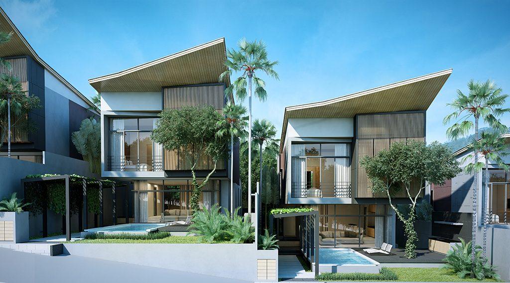 Вилла Civetta Phuket